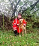 Uras-Rettungshundepruefung